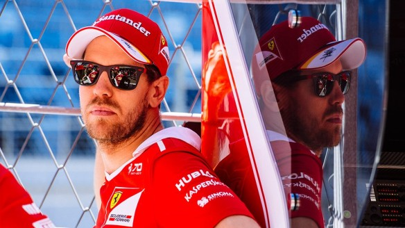 Vettel reflects on the Azerbaijan GP - Ferrari https-::twitter.com:ScuderiaFerrari:status:879049068273573888